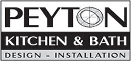 Peyton Kitchen & Bath - Website Logo